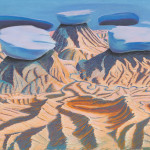 Fine Art Print on quality paper from pastel on paper 1989 Michael Wallace
