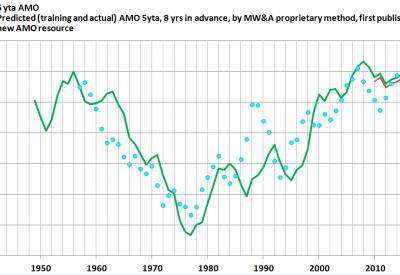 MWA AMO forecasts performance status brief 1